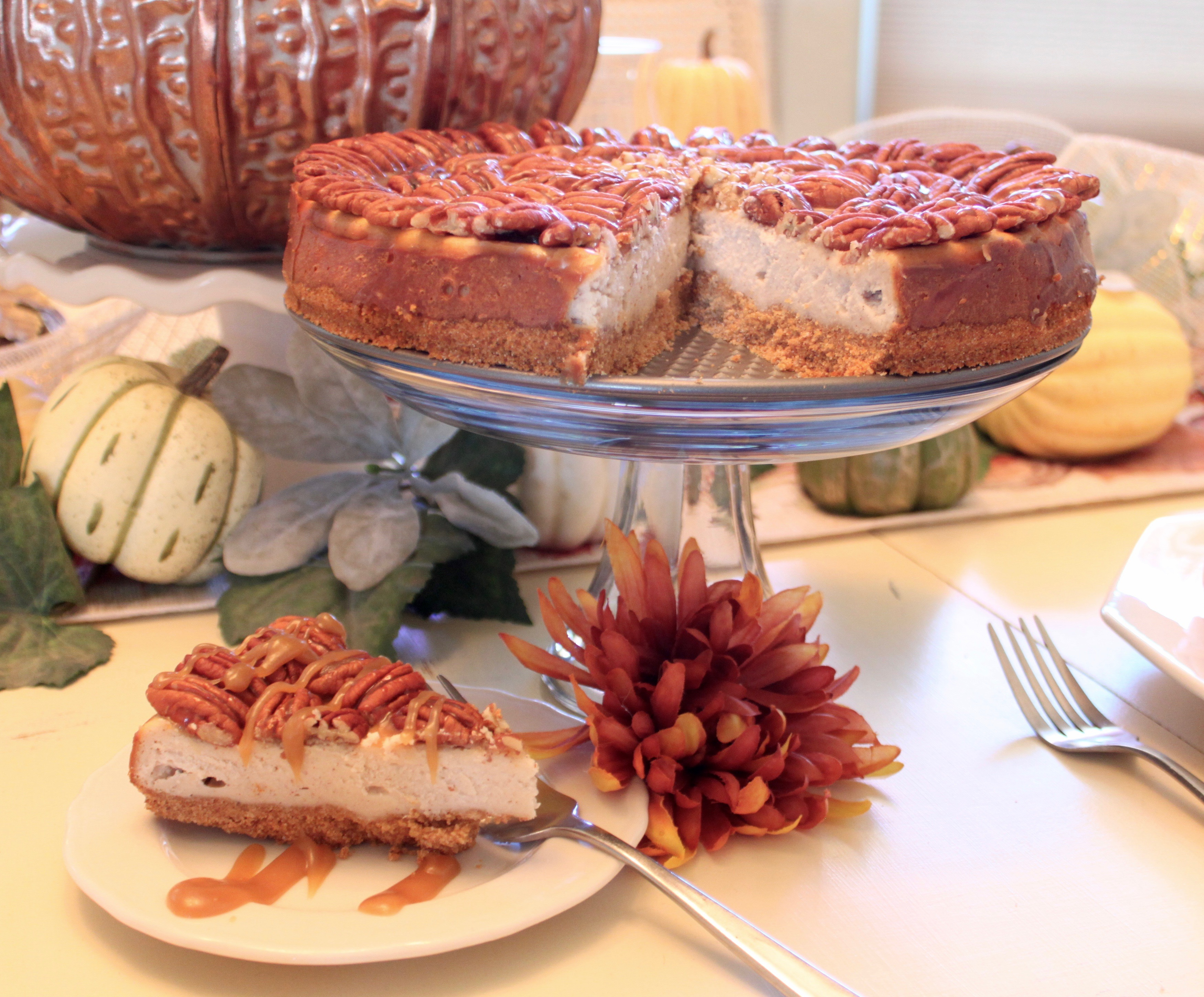 My Favorite Thanksgiving Pie