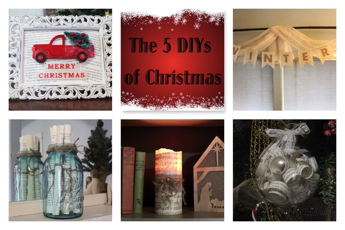 5 On Friday: The 5 DIY's Of Christmas
